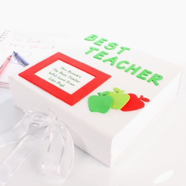 Teacher Memory Box