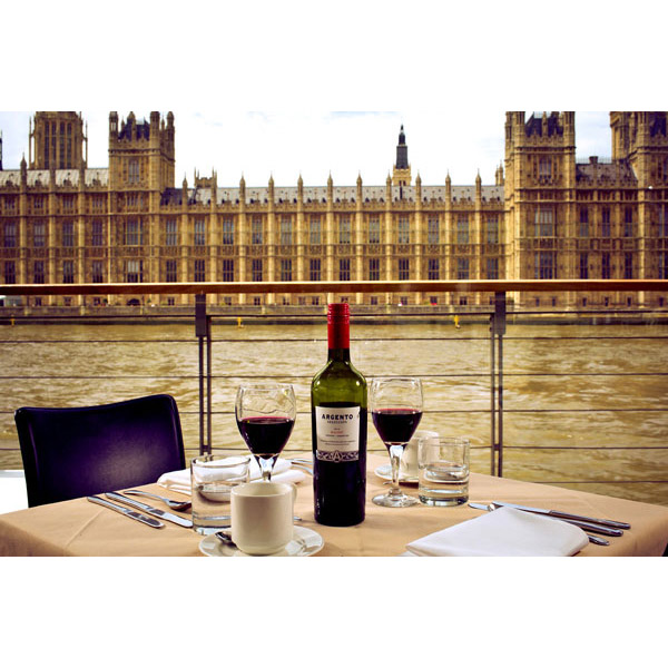 Thames Lunch Cruise for Two - Lunch Gifts