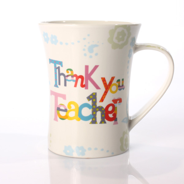 Thank You Teacher Mug - Teacher Gifts