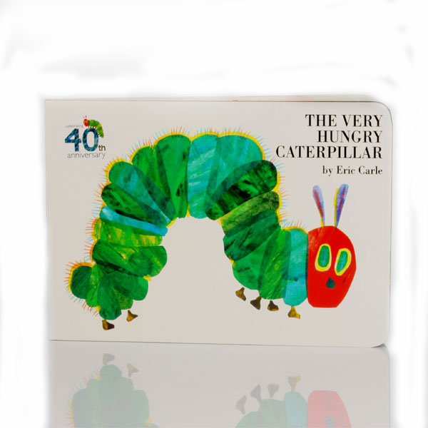 The Very Hungry Caterpillar Book - The Very Hungry Caterpillar Gifts