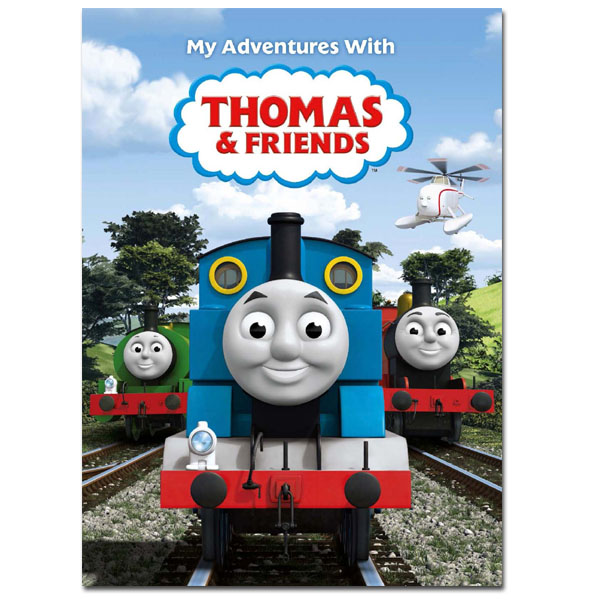 My Adventures with Thomas & Friends Book