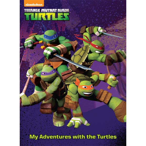 Personalised Teenage Mutant Ninja Turtles Adventure Book - Teenage Mutant Ninja Turtles Gifts