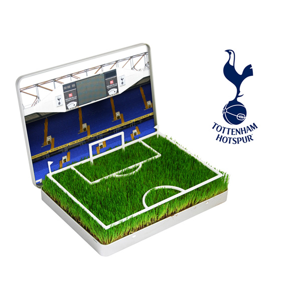 Grow Your Own White Hart Lane, Tottenham Hotspur Pitch - Grow Your Own Gifts