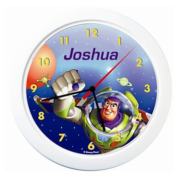 Personalised Disney Pixar Toy Story Clock