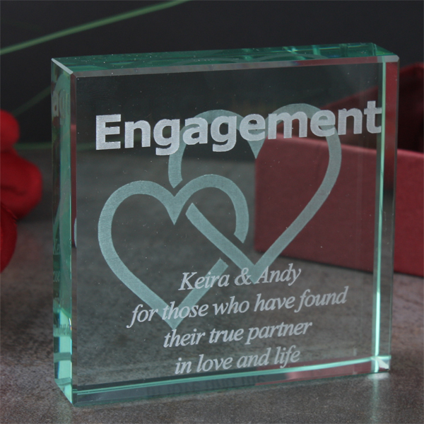 Engagement Keepsake - Engagement Gifts