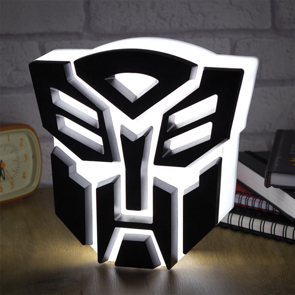 Transformers Autobot Light - Transformers Gifts