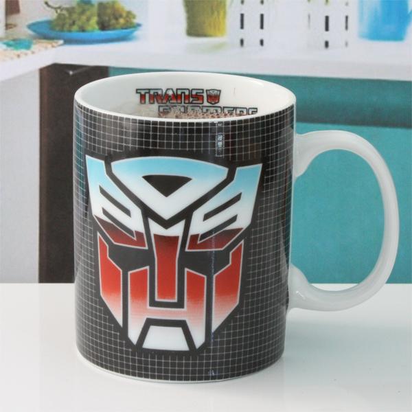 Transformers Porcelain Mug - Transformers Gifts