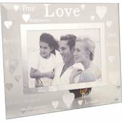 True Love Glass Frame
