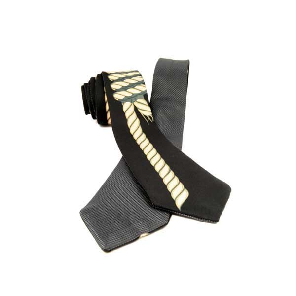 Twisted Tie - Noose for both Work and Play - Work Gifts