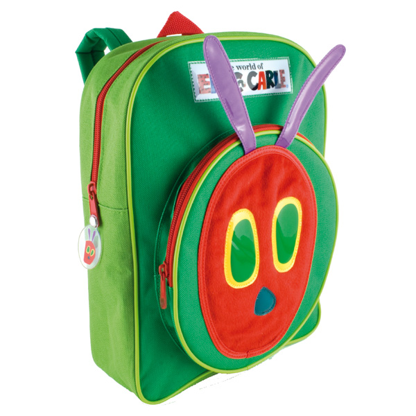 The Very Hungry Caterpillar Backpack - The Very Hungry Caterpillar Gifts