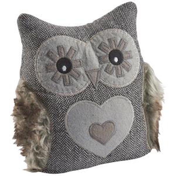 Tweedy Owl Doorstop