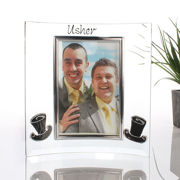 Usher Photo Frame