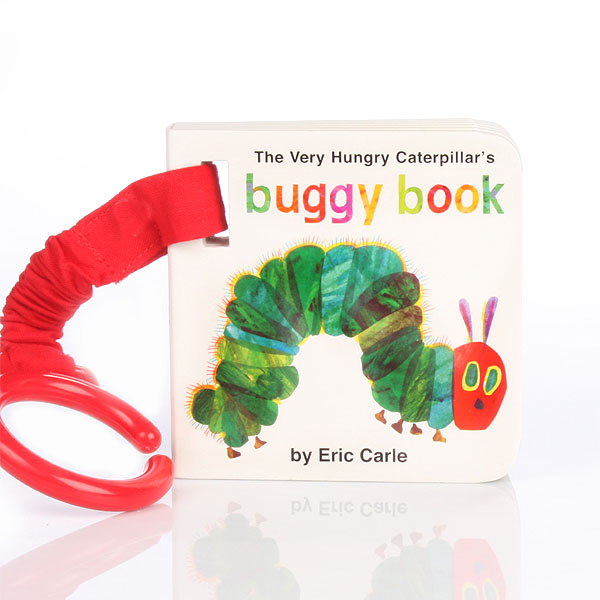 The Very Hungry Caterpillar Buggy Buddy - The Very Hungry Caterpillar Gifts