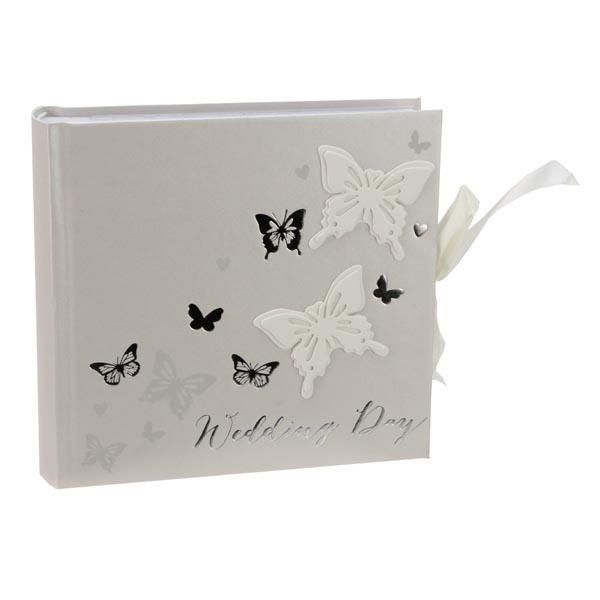 personalised-wedding-photograph-album-butterfly-design