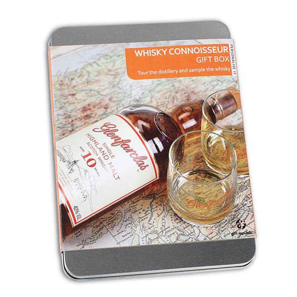 Whisky Connoisseur Gift Box