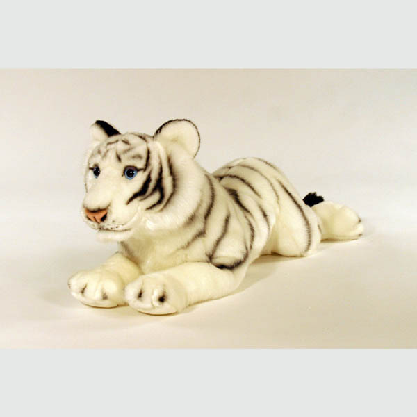 Cuddly White Tiger - Cuddly Gifts