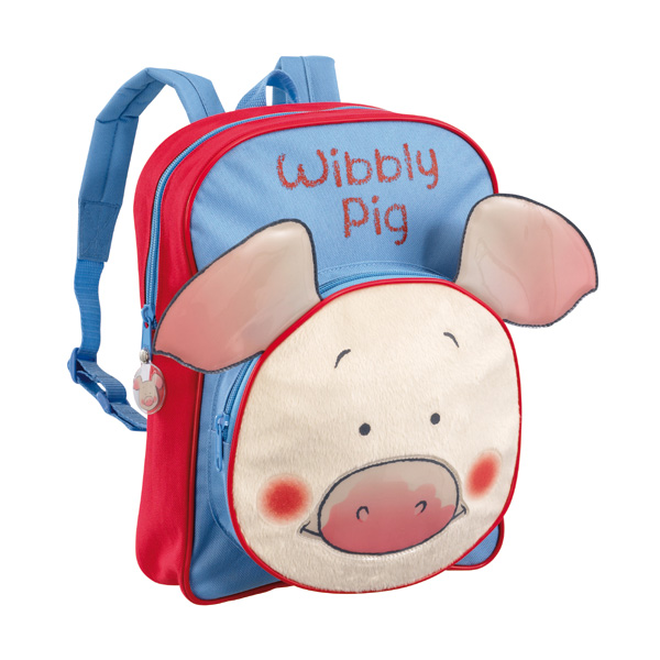 Wibbly Pig Backpack - Backpack Gifts