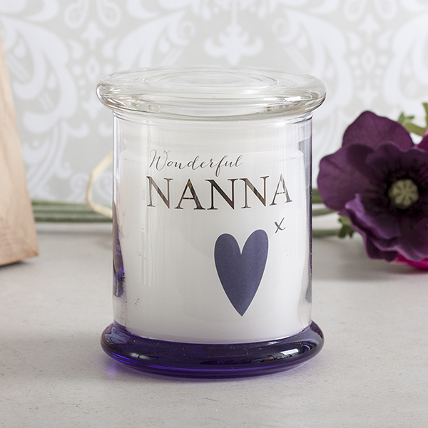 Wonderful Nanna Scented Jar Candle