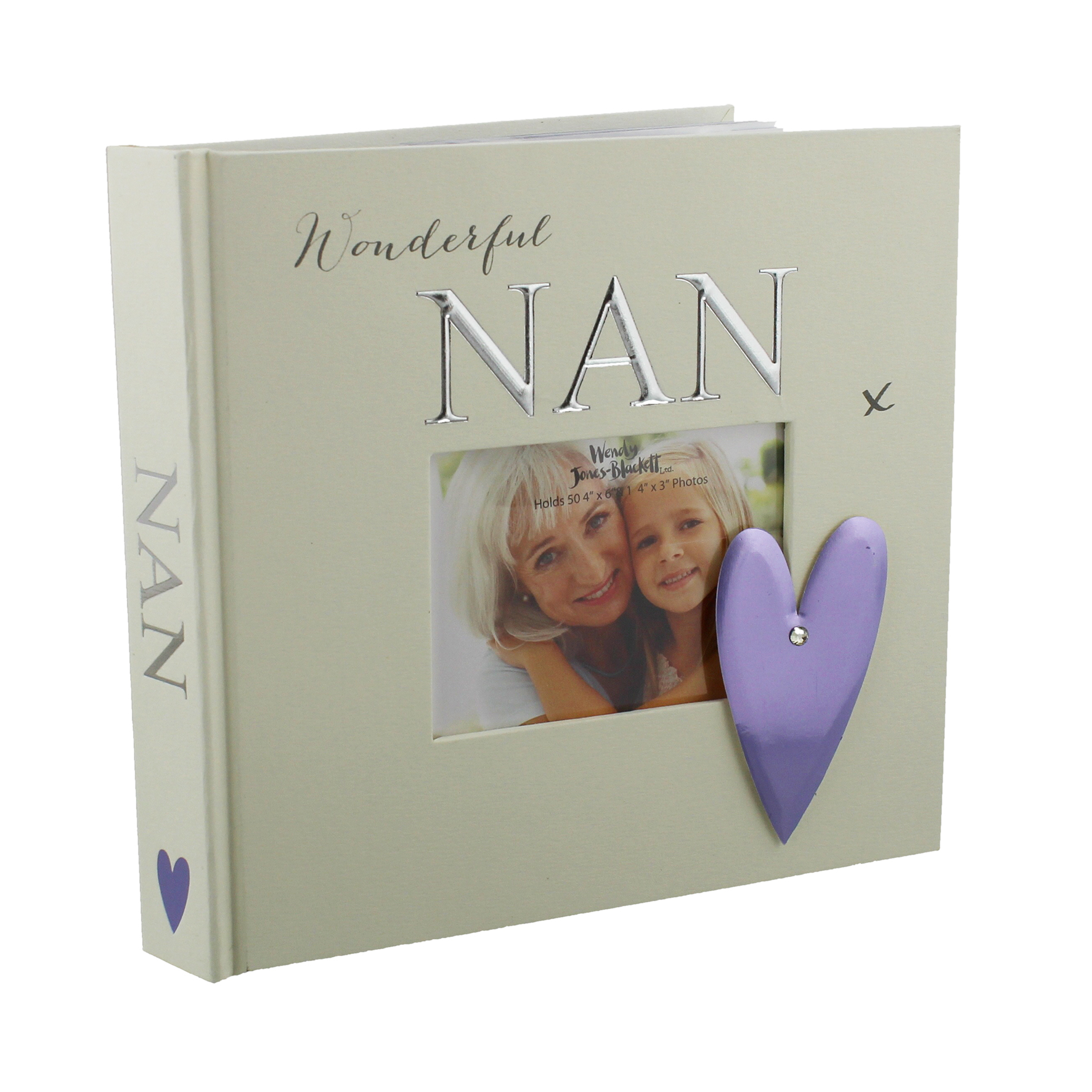 Wonderful Nan Photo Album - Nan Gifts