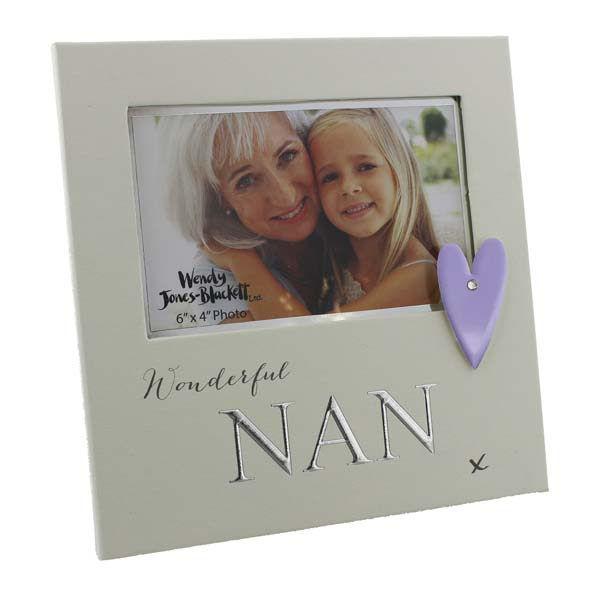 Wonderful Nan Photo Frame - Nan Gifts