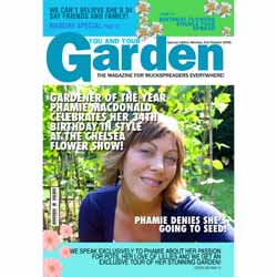 Gardening Magazine Cover Womens