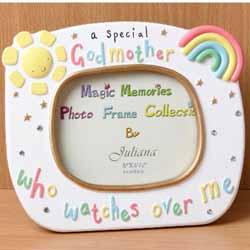 A Special Godmother Frame