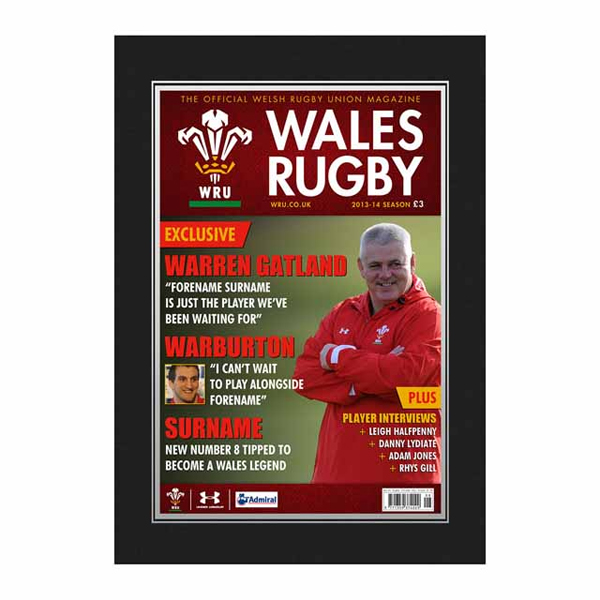 welsh-rugby-union-magazine-cover-framed-print
